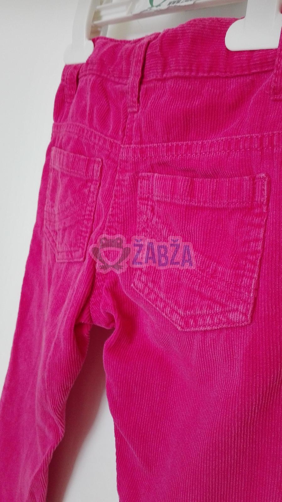 Kalhoty dívčí