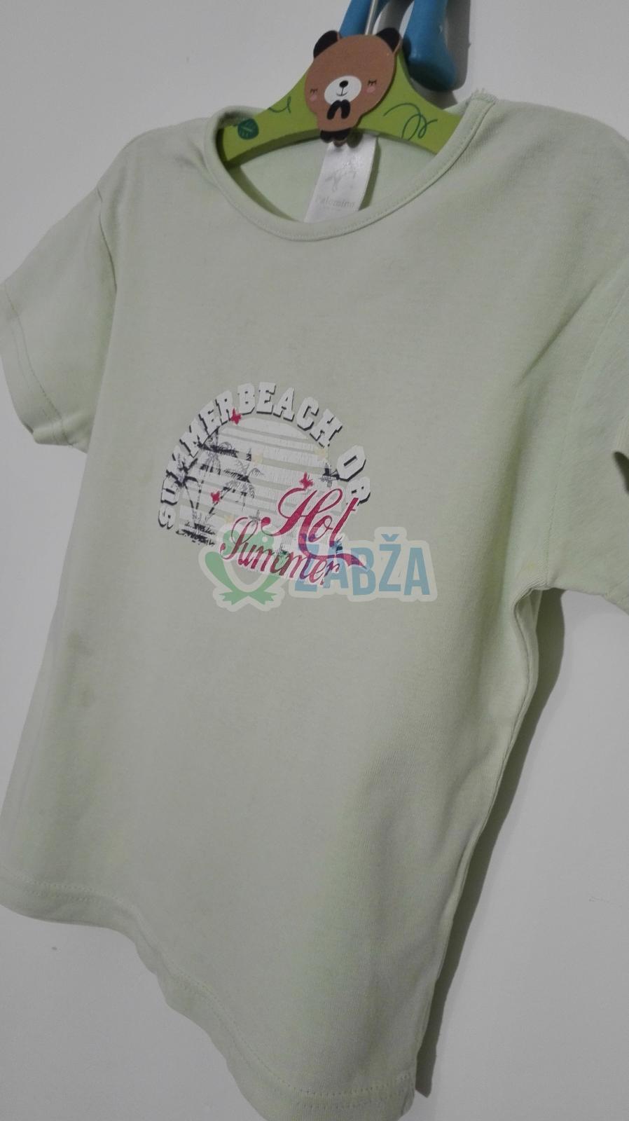 Tričko bavlněné vel.104