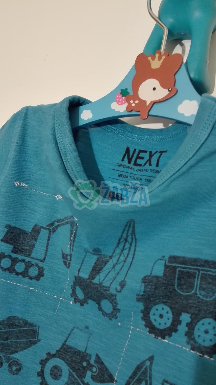 Tričko chlapecké (12-18měs.)