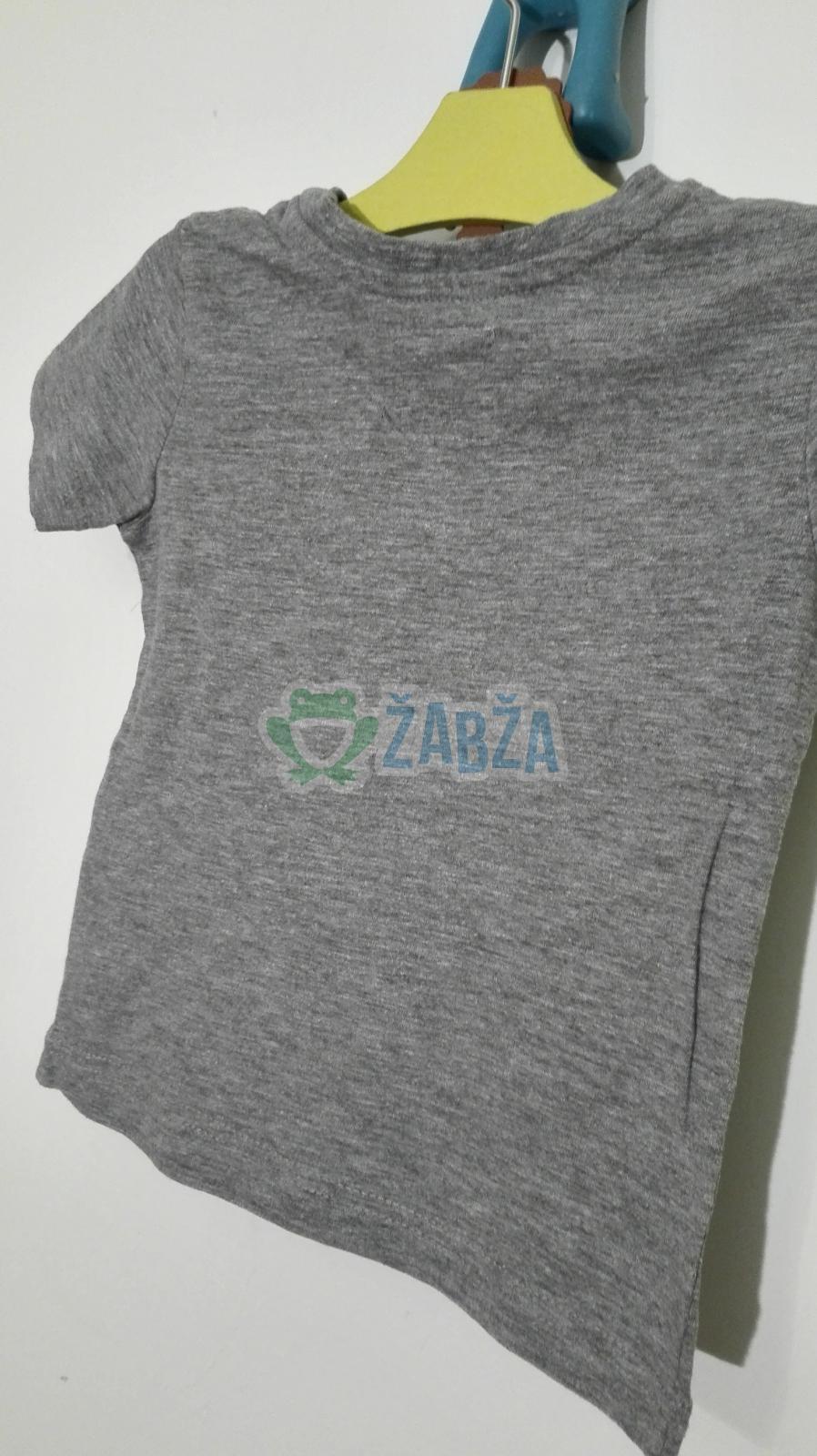 Tričko bavlněné (12-18měs.)