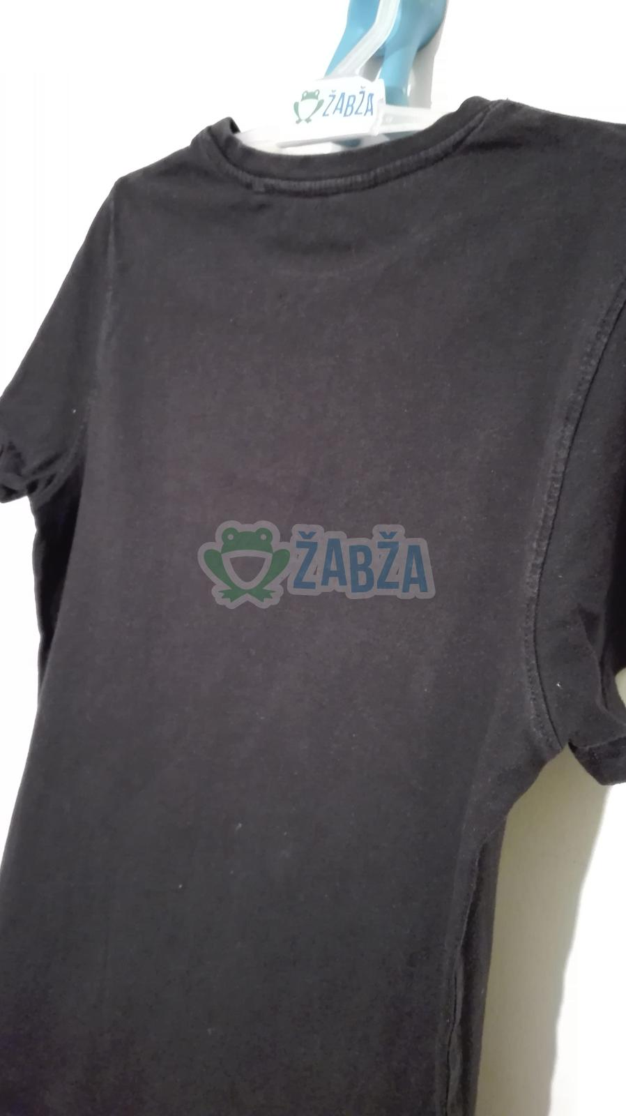 Tričko s krátkým rukávem,bavlněné (13-14r.)