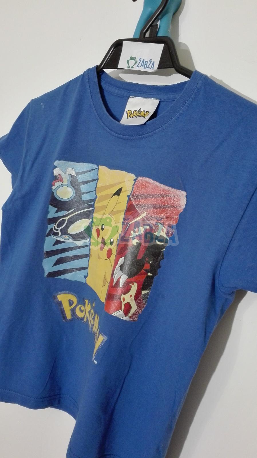 Tričko Pokémon vel.128