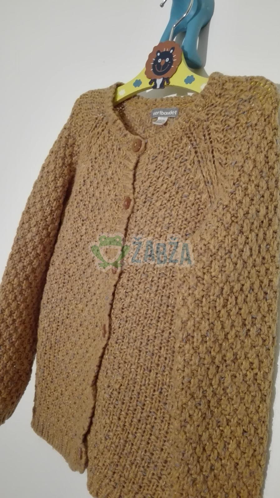 Svetr -pulovr (5-6r.)