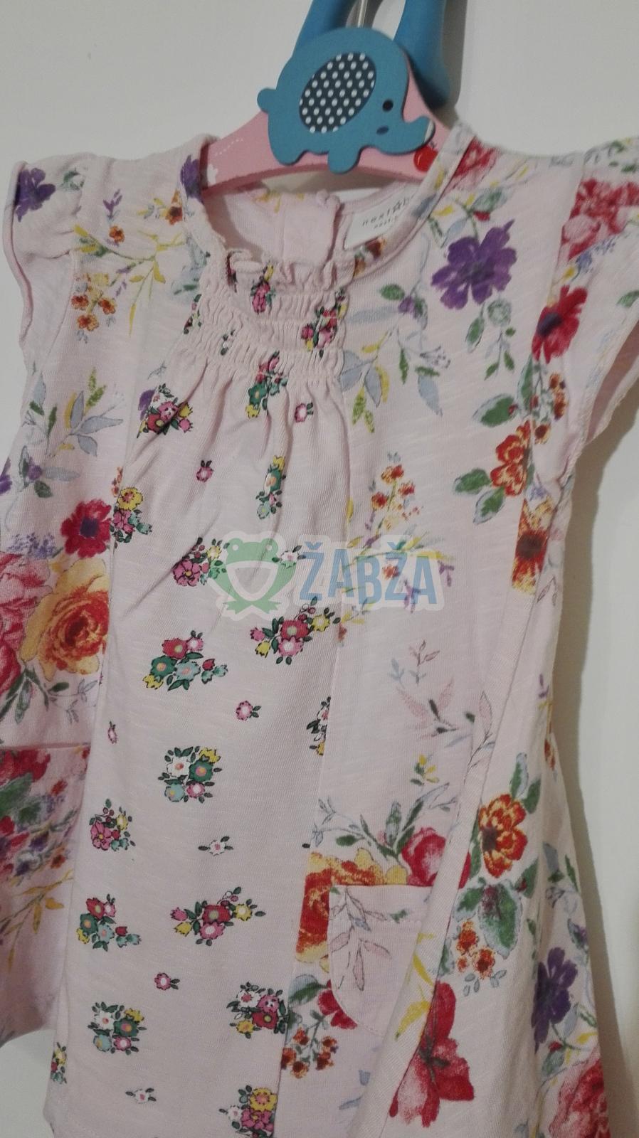 Šaty letní (1-3měs.)