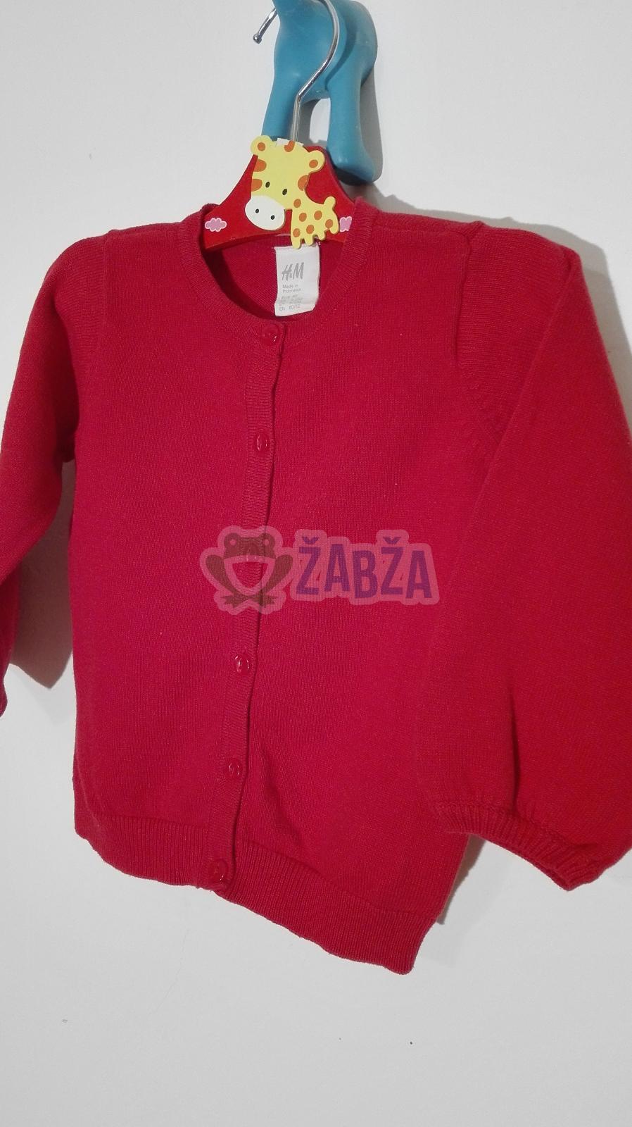 Svetr-pulovr (9-12měs.)