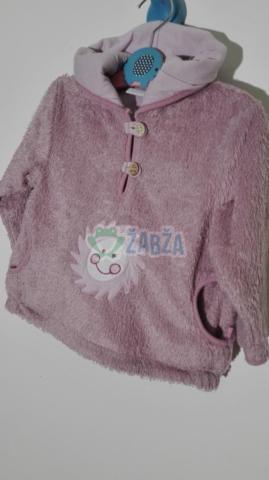 Mikinka-kabátek (9-12měs.)