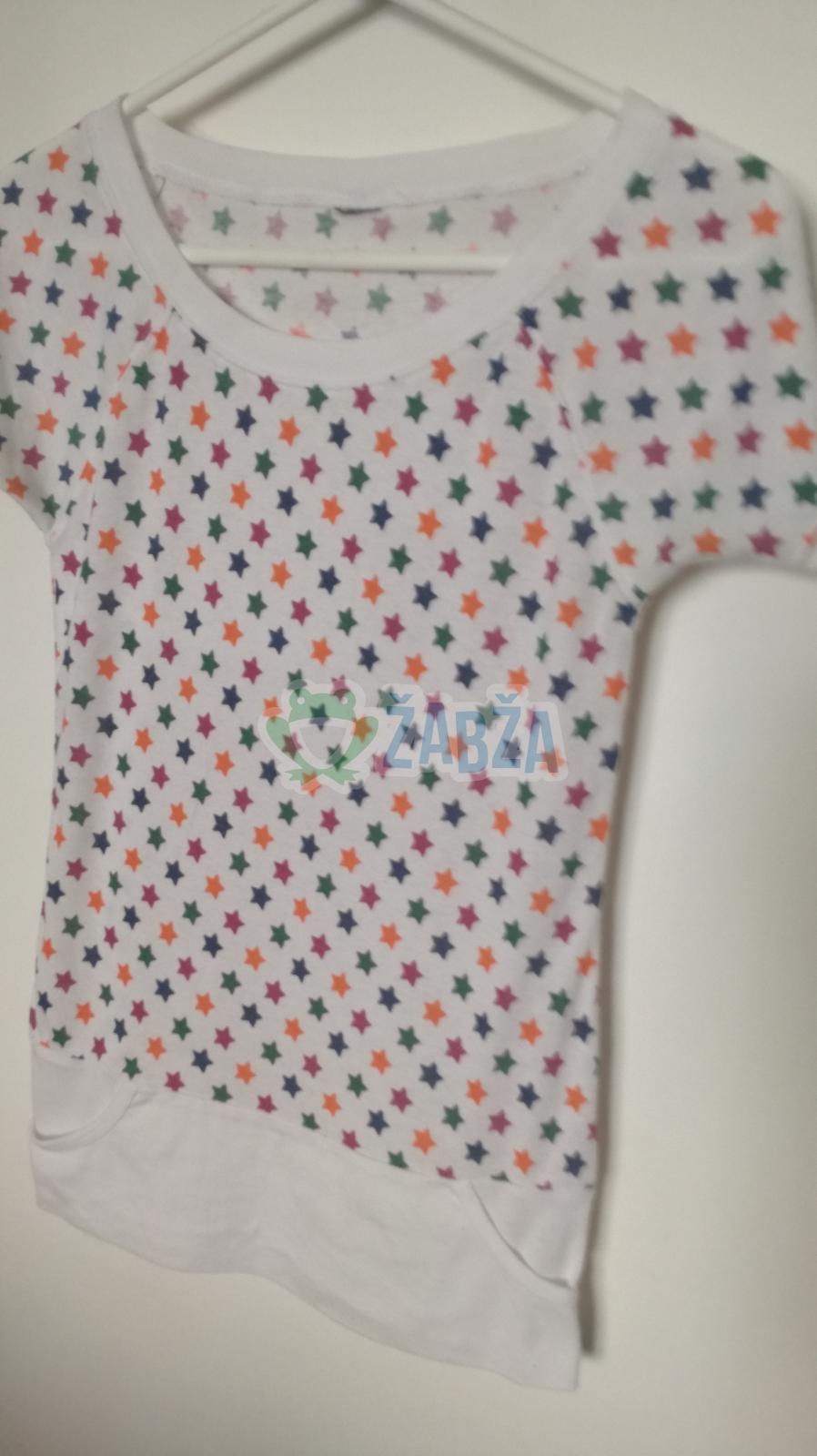 Tričko prodloužené (13-14r.)