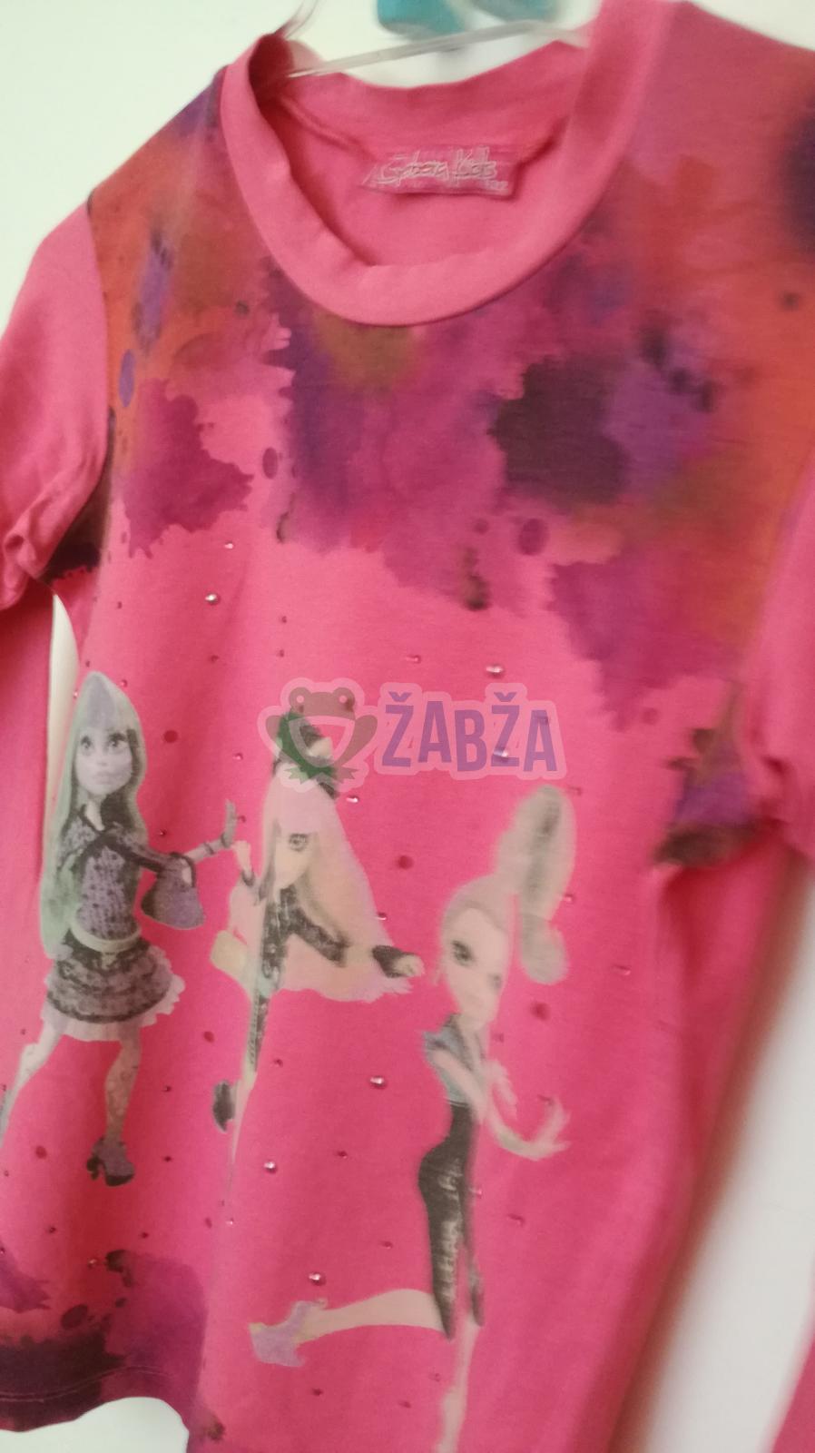 Tričko dívčí (11-12r.)