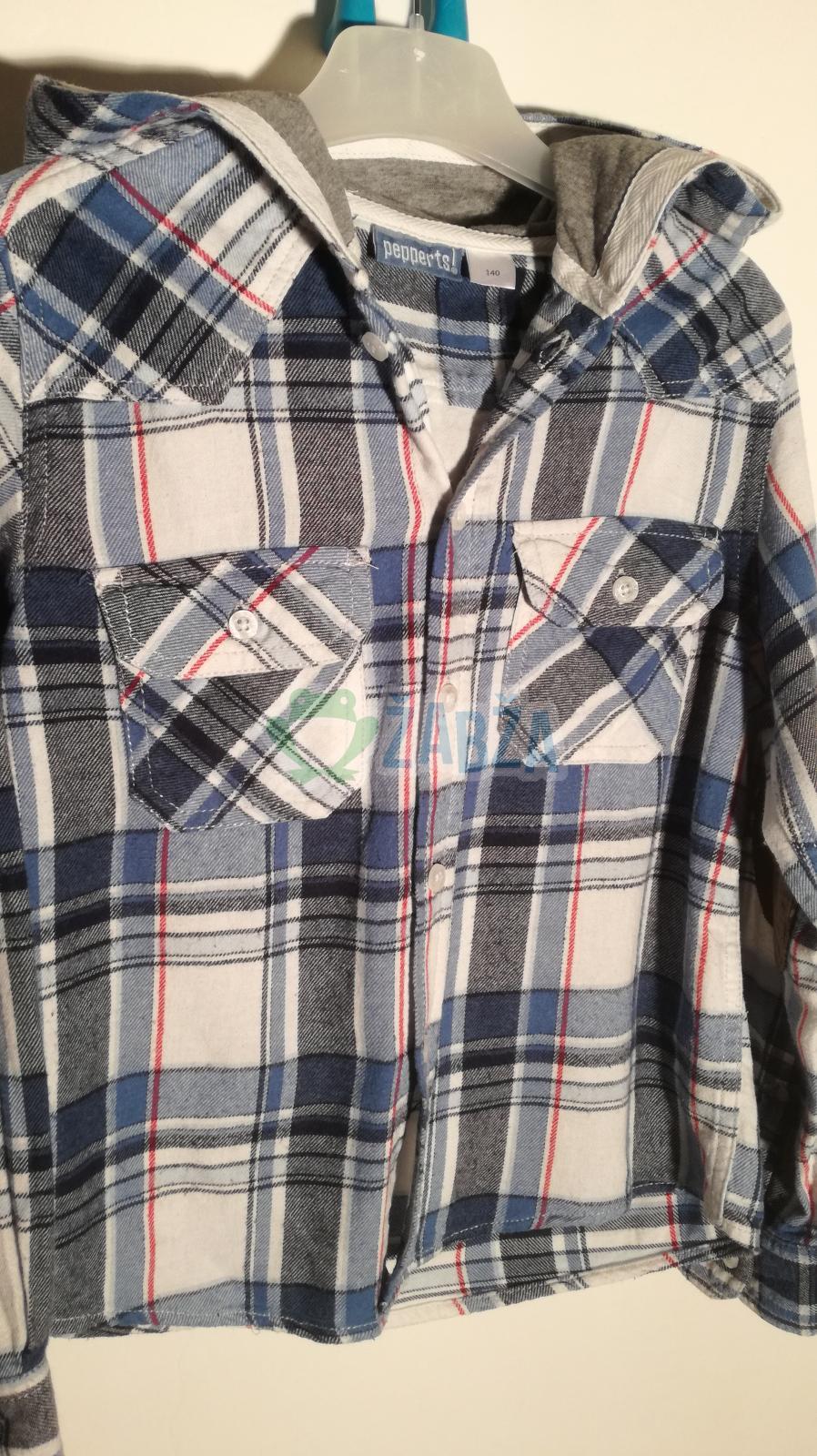 Košile (9-10r.)