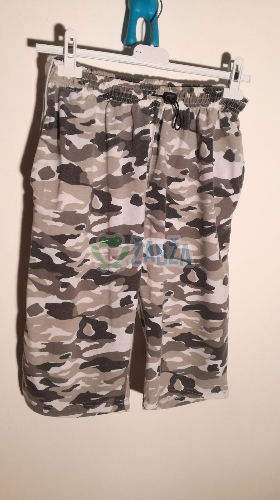 Kalhoty ¾ (13-15r.)