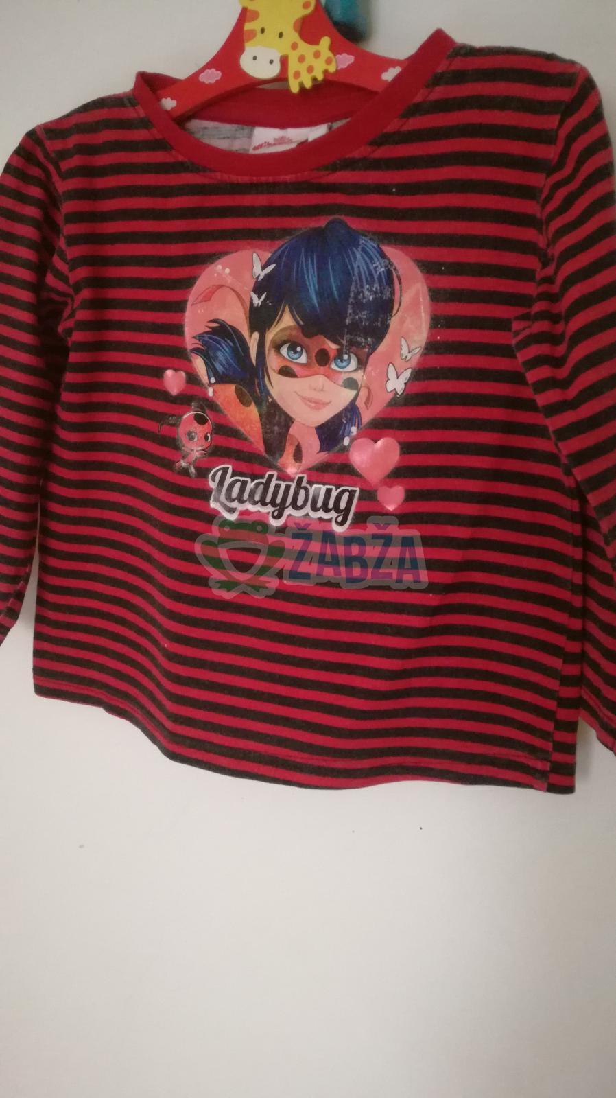 Dívčí tričko vel.98