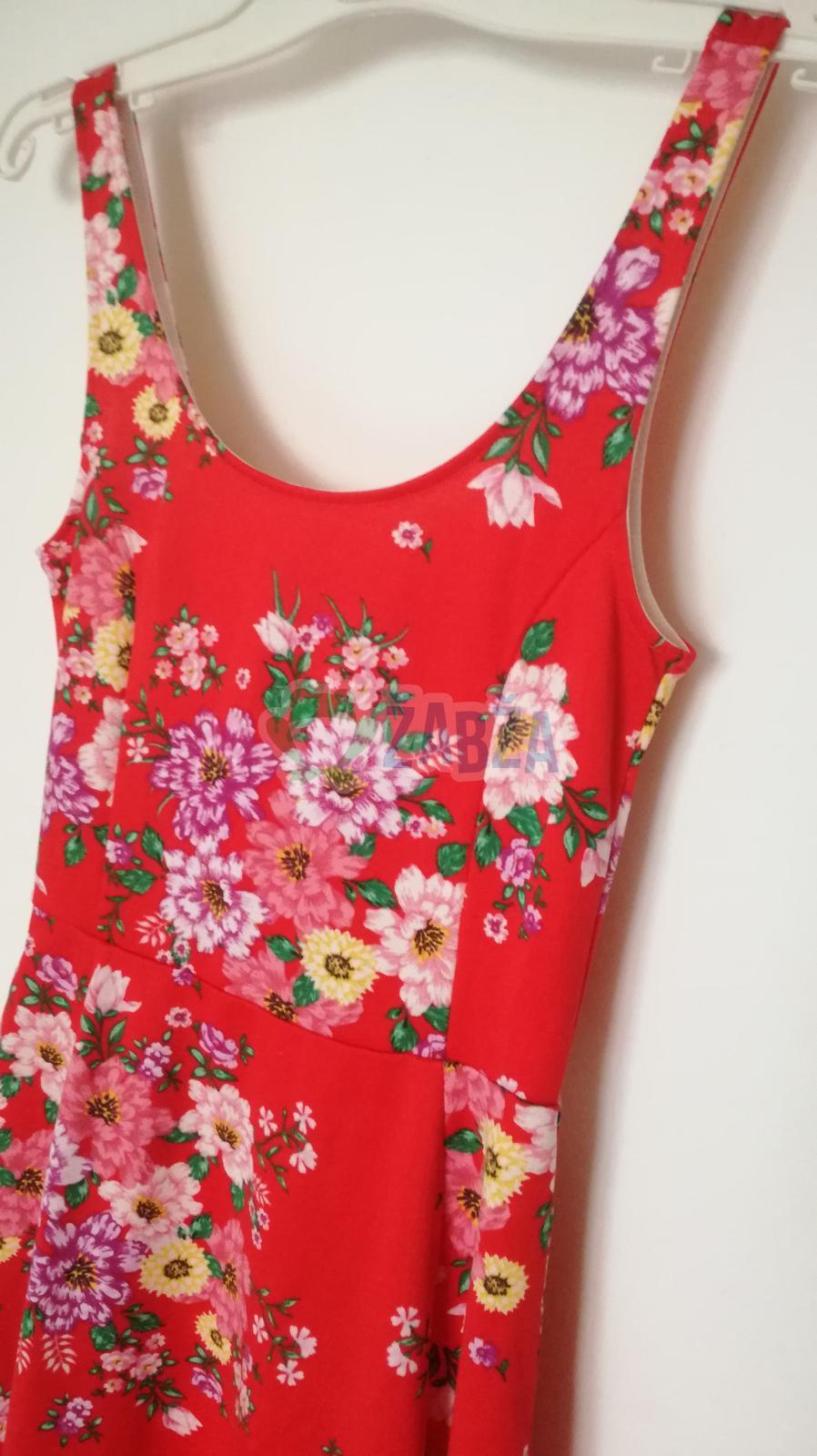 Šaty letní vel.164-170