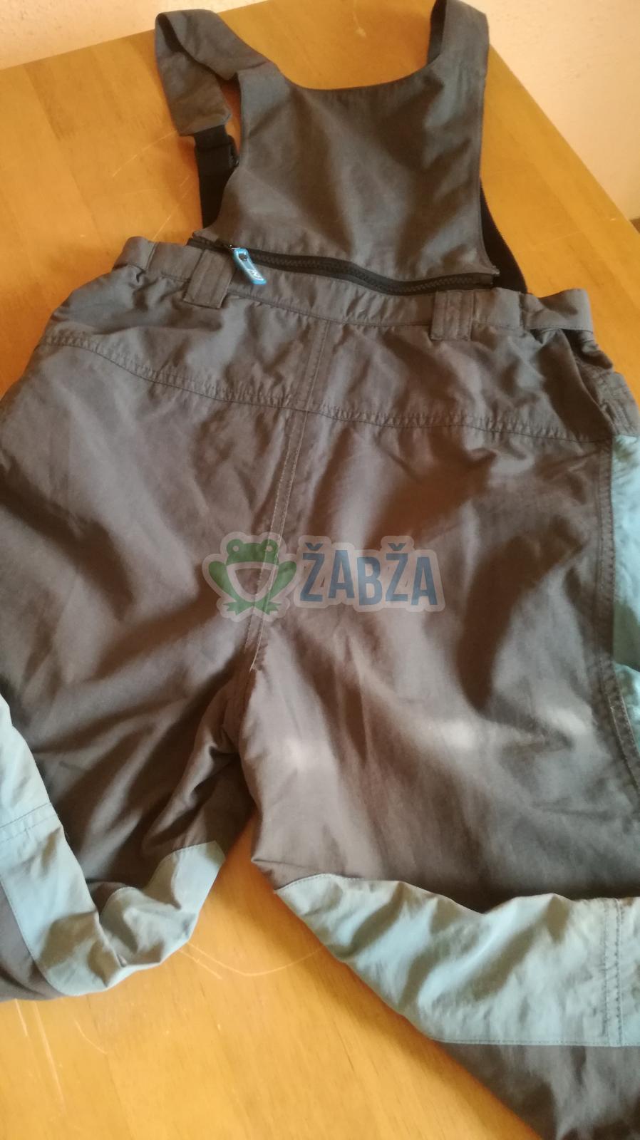 Laclové kalhoty na lyže zn.Next Skiwear(vel.140-146)