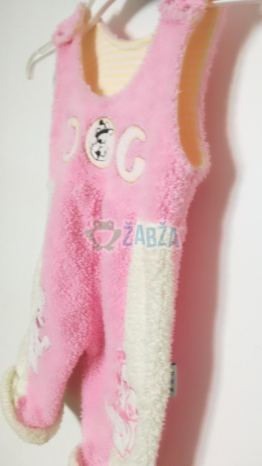 Chlupaté kalhoty (vel.68-74)