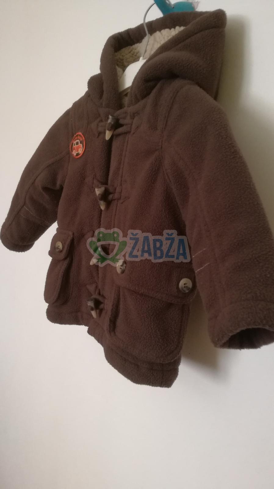 Zimní kabátek (vel.80-86)