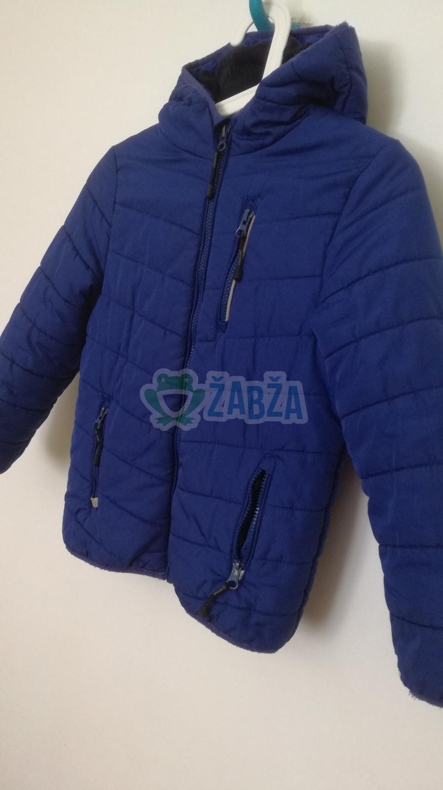 Zimní bunda (vel.116-122)
