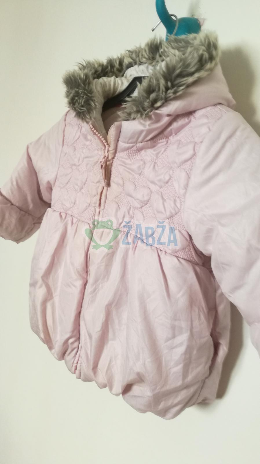 Zimní bunda dívčí